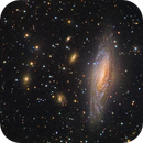 NGC 7331 and Deer Lick Group,                                Jim Thommes