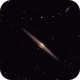 NGC 4565 - Needle in a Haystack?,                                Ludger Solbach