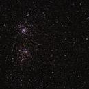 NGC884 & NGC869,                                Annette Sieggrön