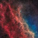 NGC 1499,                                Marcel Drechsler