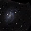 NGC 300,                                chaosrand