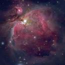 Orion Nebula,                                Yoshiharu Yamashita