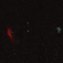 California Nebula and the Seven Sisters,                                gibran85