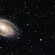 Bode's Galaxies, Ha-enhanced,                                Frank Kane