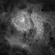 Messier 8 (SX-694 First Light),                                Marco Parisi