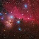 NGC2024 Flame Nebula,                                Jerry Macon