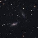 NGC672 IC1727,                                Станция Албирео