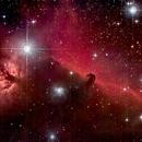 IC434 Horsehead Nebula,                                Giovanni Farina
