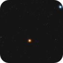 Comet ISON, Mars and Regulus Triple Conjunction ,                                mikebrous