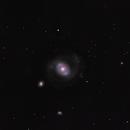 NGC 4151 - The Eye of Sauron,                                Tim