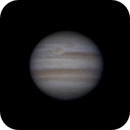Jupiter with Great Red Spot - 4 novembre 2012,                                Giuseppe Nicosia