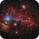 Horsehead Nebula,                                John Eckert