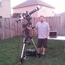 Imaging setup,                                Justin Daniel