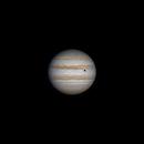 Callisto transit 31/03/2015,                                Bert Scheuneman