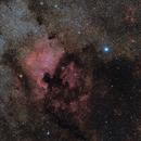NGC7000,                                Astrobear
