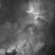 Melotte 15 - starless,                                helios