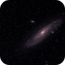 M31 Andromeda Galaxy,                                v3ngence