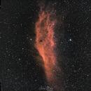 NGC 1499 California Nebula,                                Michael Caller