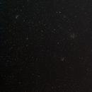 Four Open Clusters Take Walk in Cassiopeia,                                Sigga