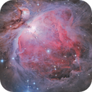 Orion Nebula Close-Up,                                Morris Yoder