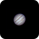 Jupiter with GRS,                                Olli67
