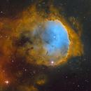 NGC 3324 Gabriela Mistral Nebula,                                Peter Jenkins