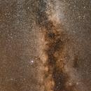 The Milky Way,                                Exaxe