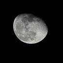 The moon - Opteka 500mm Lens,                                Shawn Harvey