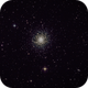 M13, l'amas d'étoiles d'Hercule,                                Sebcheuss