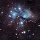 The Pleiades M45,                                Jorge Martin Blaz...