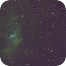 C11 Bubble Nebula,                                Matias Garcia