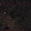 Nebulosa de la Serpiente,                                Ernesto Arredondo