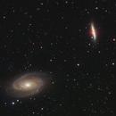 M81 & M82,                                Jeff Kraehnke