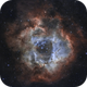 Rosette Nebula,                                photoman888