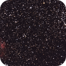 M52 and C11 - Open Cluster in Cassiopeia and Bubble Nebula,                                Shane Poage