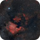 North America Nebula,                                falke2000