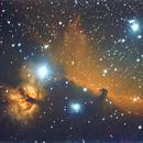 Horsehead Nebula,                                Daniel Espitia