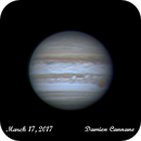 Jupiter - 3/17/17,                                Damien Cannane