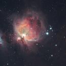M42 Great Orion Nebula,                                Apollo1969