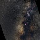 Sagittarius and Milky Way wide field,                                Cyril NOGER
