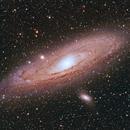 M31 Andromeda Galaxy,                                Centenojoel