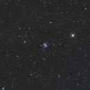 Messier 76, The Little Dumbbell,                                Madratter