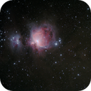M42 The Great Nebula in Orion,                                 degrbi