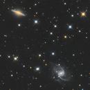 NGC 5905 & NGC 5908,                                Brice