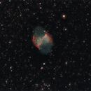 Dumbbell Nebula M27 NGC 6853,                                kcperk