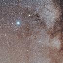 Nuova versione Altair Tarazed e le nebulose oscure,                                fusetti