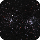 NGC 869, NGC 884 (The Double Cluster),                                John Leader