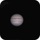 Jupiter and Io,                                Massimiliano Vesc...