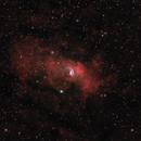 NGC  7635 The Bubble Nebula Canon 6D,                                Jason Brown