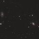 NGC4151 & NGC4145,                                dnault42